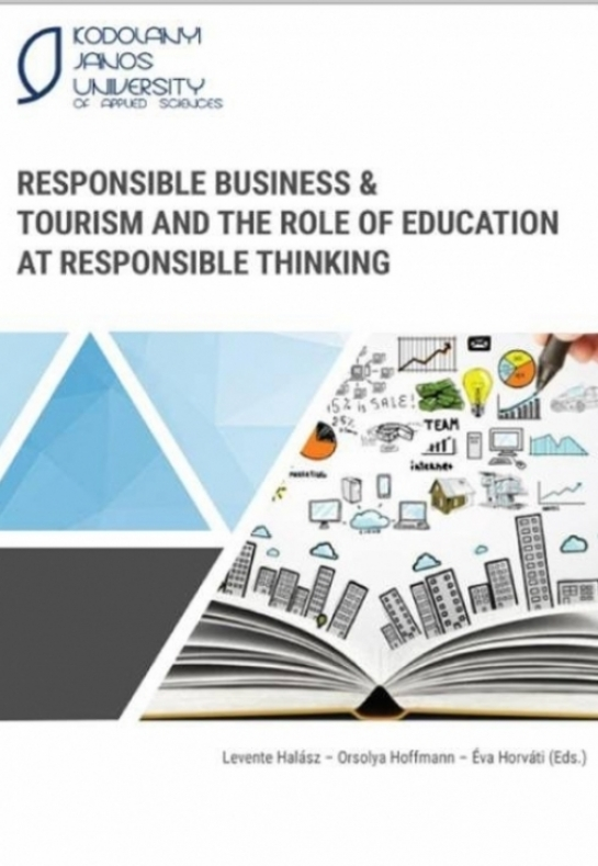 Professionally oriented training of students as factor of responsible tourist business in future